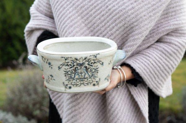 Misa ceramiczna owalna - duża | dodatki |