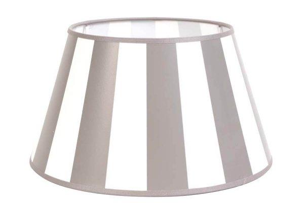 Abażur KING - kawowy | lampy-zyrandole-abazury |