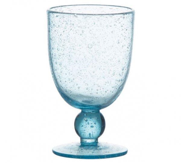 Kieliszek do wina VICTOR - niebieski | szklanki-i-kieliszki |