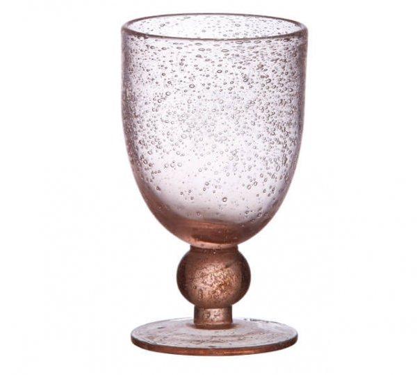 Kieliszek do wina VICTOR - różowy | szklanki-i-kieliszki |