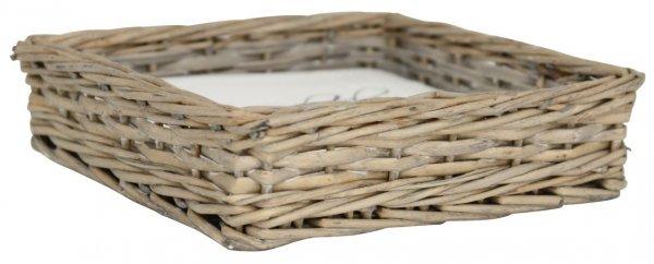 Koszyczek na serwetki | koszyki-kosze-wianki |