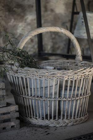 Kosz RATTANOWY | koszyki-kosze-wianki |