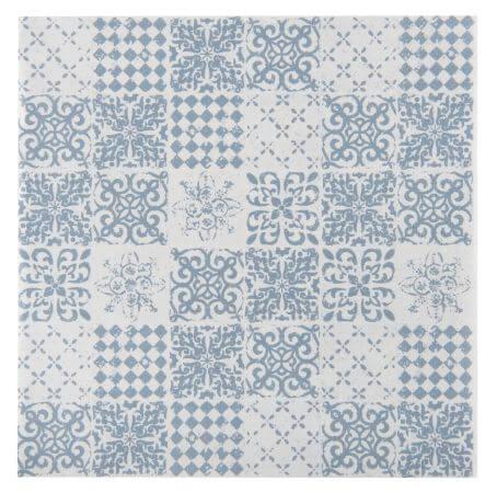 Serwetki papierowe - niebieskie | obrusy-serwety-serwetki |
