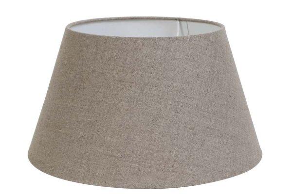 Abażur DRUM - lniany | lampy-zyrandole-abazury |