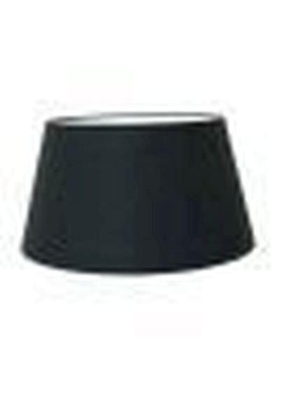 Abażur LIVIGNO - czarny | lampy-zyrandole-abazury |