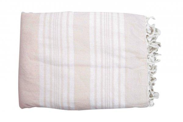 Ręcznik TERRY - jasnoróżowy z torbą | dodatki |