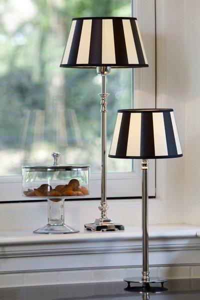 Abażur KING - czarny | lampy-zyrandole-abazury |