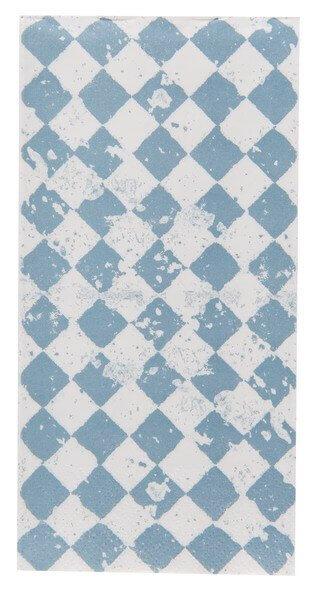 Serwetki HARLEQUIN - niebieskie | obrusy-serwety-serwetki |