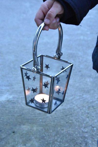 Lampion w gwiazdki | boze-narodzenie |