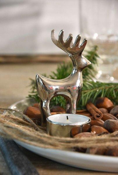 Świecznik DEER | boze-narodzenie |