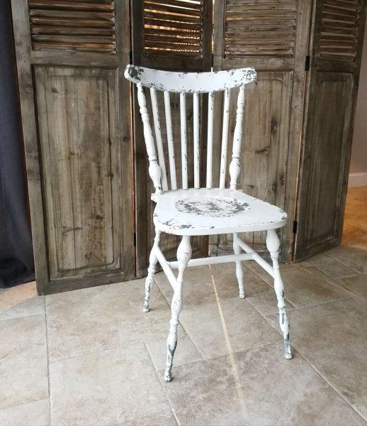 Krzesło VINTAGE - metalowe | stoly-stoliki-krzesla-fotele |
