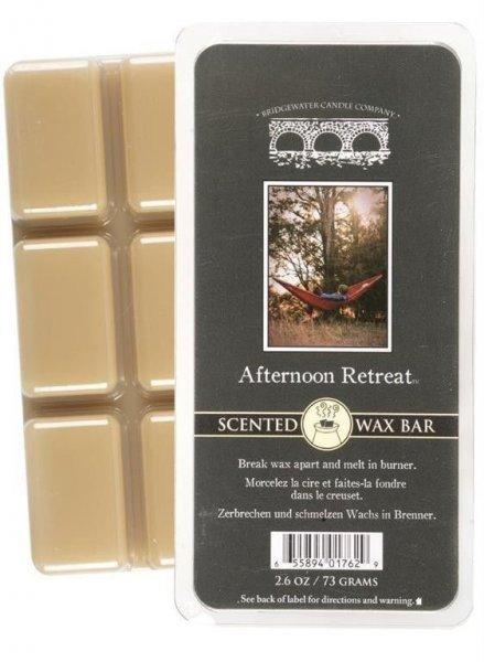 Wosk zapachowy Scented Wax Bar Afternoon Retreat | dodatki |