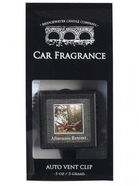Zapach do samochodu Afternoon Retreat   dodatki  