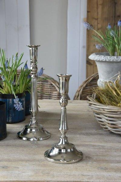 Świecznik srebrny - mały | dodatki |
