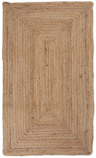 Chodnik/dywan z juty - prostokątny 70/120cm | dodatki |
