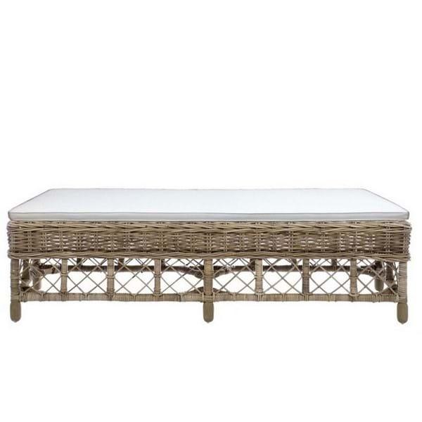 Poduszka do ławki rattanowej | dodatki |