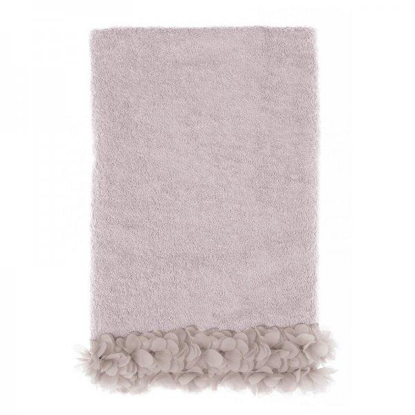 Ręcznik kąpielowy - pudrowy róż 80cm/190cm   dodatki  