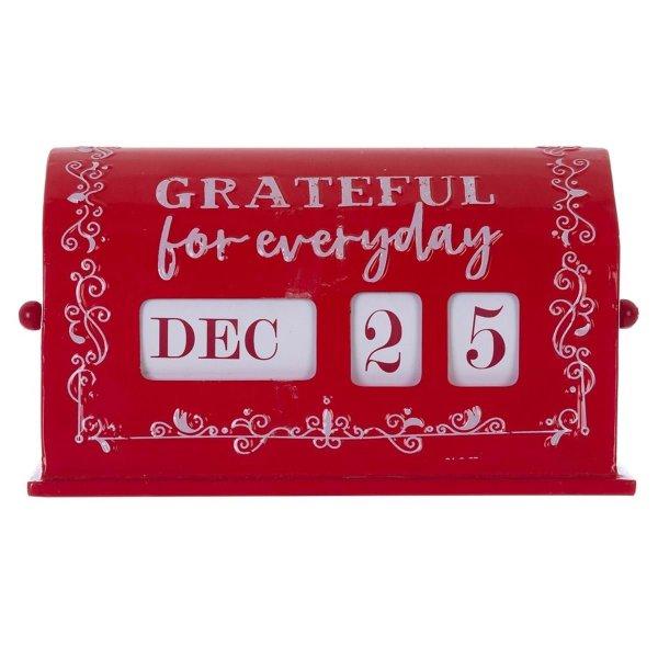 Kalendarz dekoracyjny | dodatki |