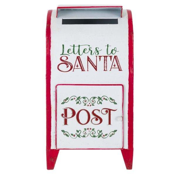 Pojemnik na listy do Świętego Mikołaja   dodatki  