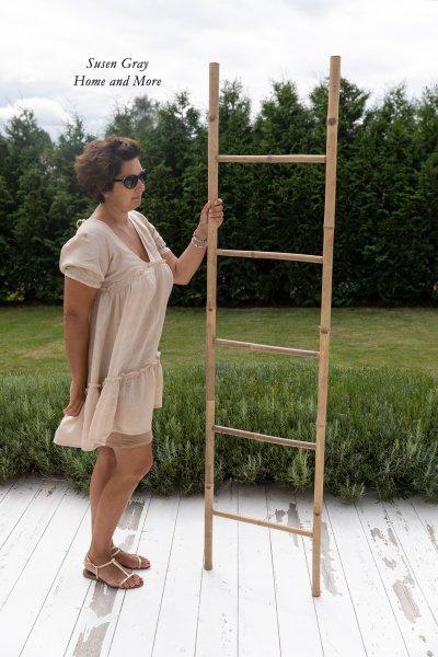 Drabina bambusowa | dodatki |