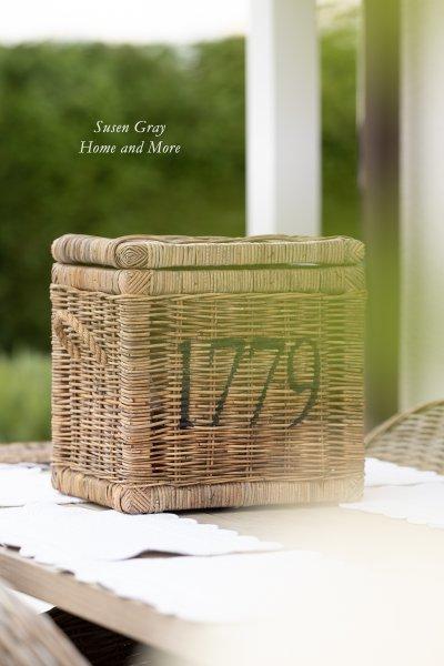 Kosz 1779 - mały | koszyki-kosze-wianki |