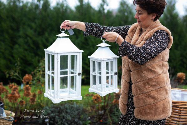 Lampion biały - duży | lampy-zyrandole-abazury |
