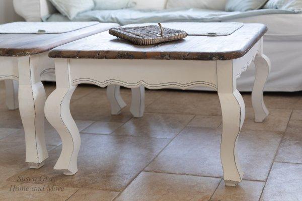 Stolik drewniany - 70/70cm | dodatki |