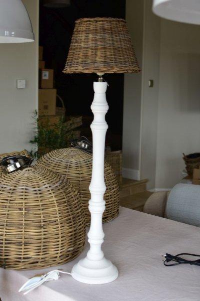 Podstawa do lampy - drewniana H75cm | lampy-zyrandole-abazury |